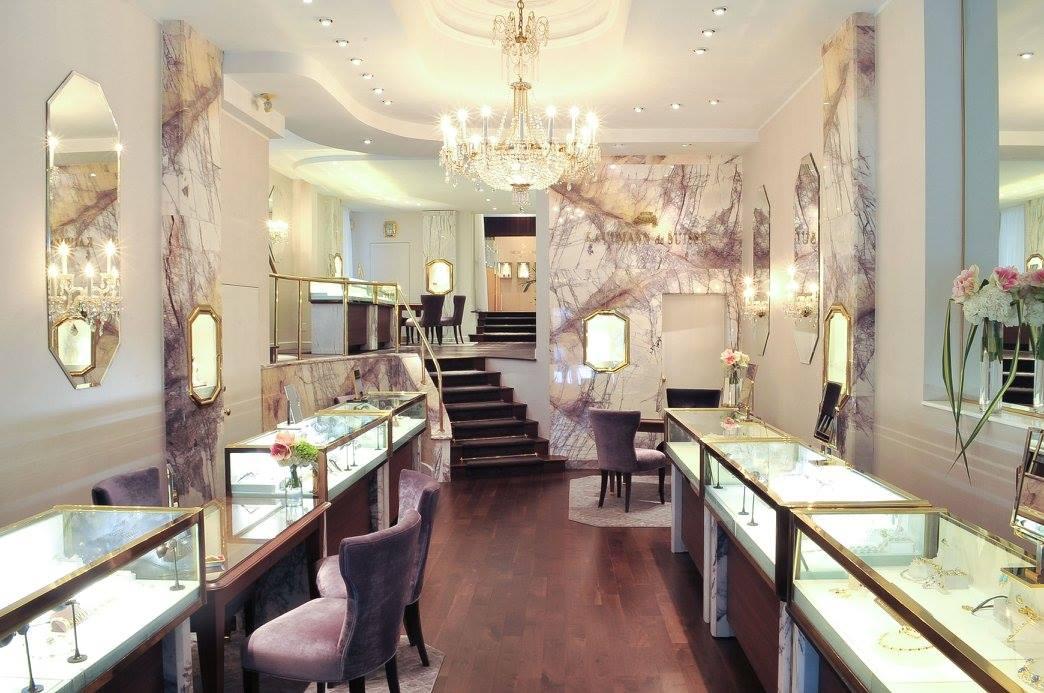 Kaufmann de Suisse Jewelry Designers Montreal, Canada