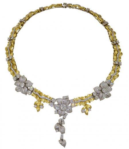 Jasmin Diamond Necklace