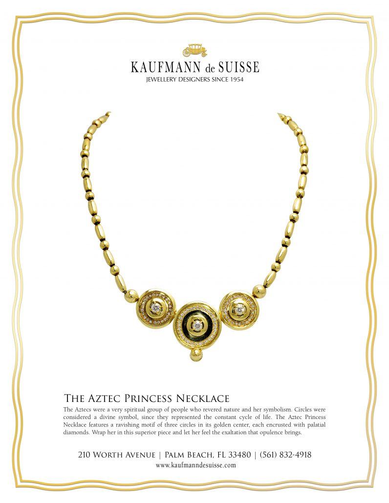 The Aztec Princess Necklace