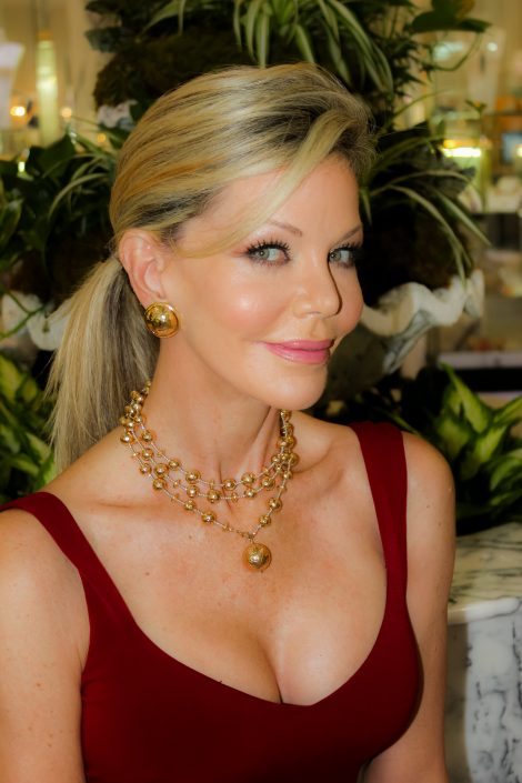 The Golden Lariat Necklace