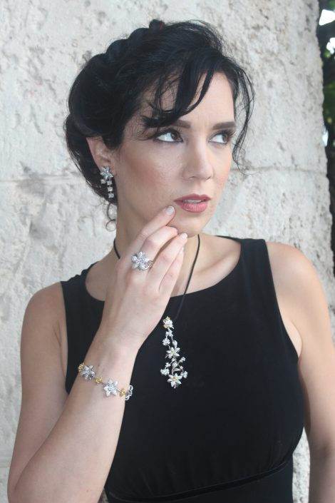 Diamond Jewelry from the Jasmine Collection at Kaufmann de Suisse Jewelers