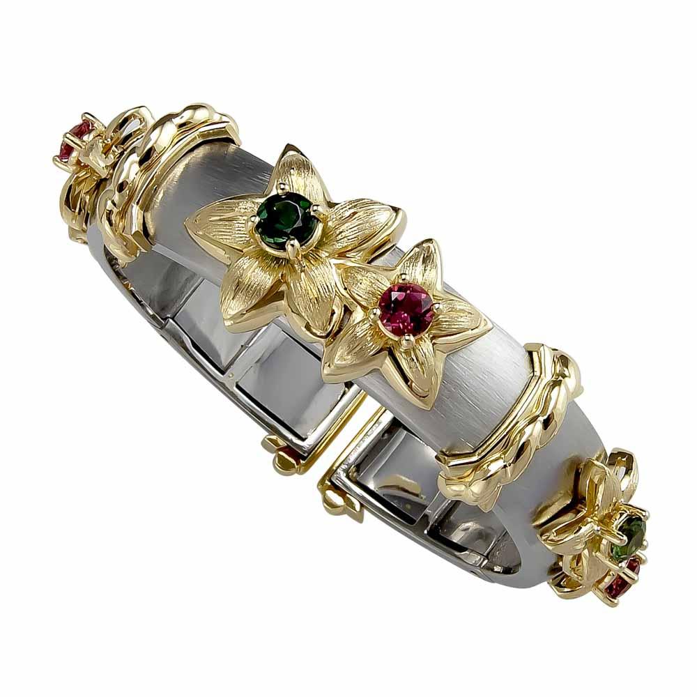 Jasmine de Nuit Calista Gemstone Bracelets