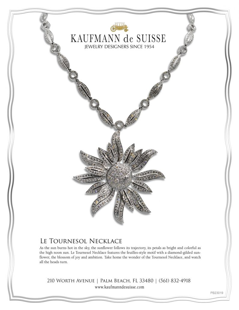 Le Tournesol Necklace