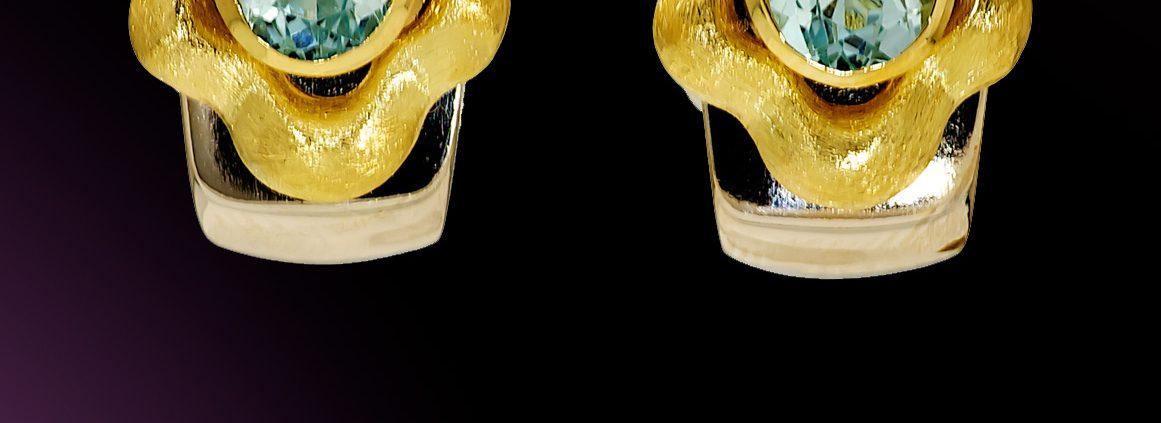 Flowing Lines Earrings