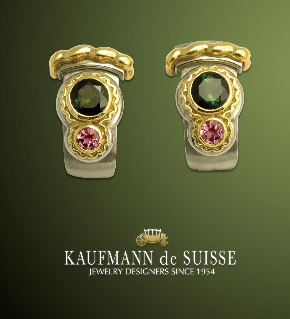 18K Callista Earrings